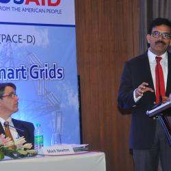 Smart Grids Orientation, Bangalore - 2016 (1)