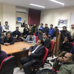 3rd SG Training Programme, IIT Kanpur - Jan 2018