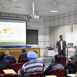3rd SG Training Programme, IIT Kanpur - Jan 2018