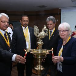 ISGAN ExCo-13 Meeting, Gurgaon - 2017 (1)